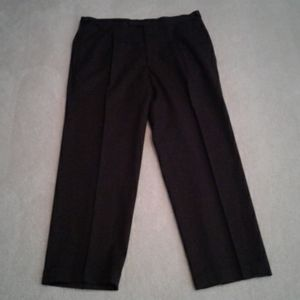 Mens Burberry Dark Brown Pants Size 36x32